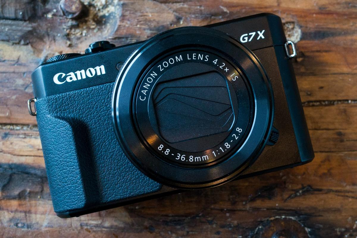 New Atlas spends a bit of time with the enthusiast-focued Canon Powershot G7X Mark II compact camera