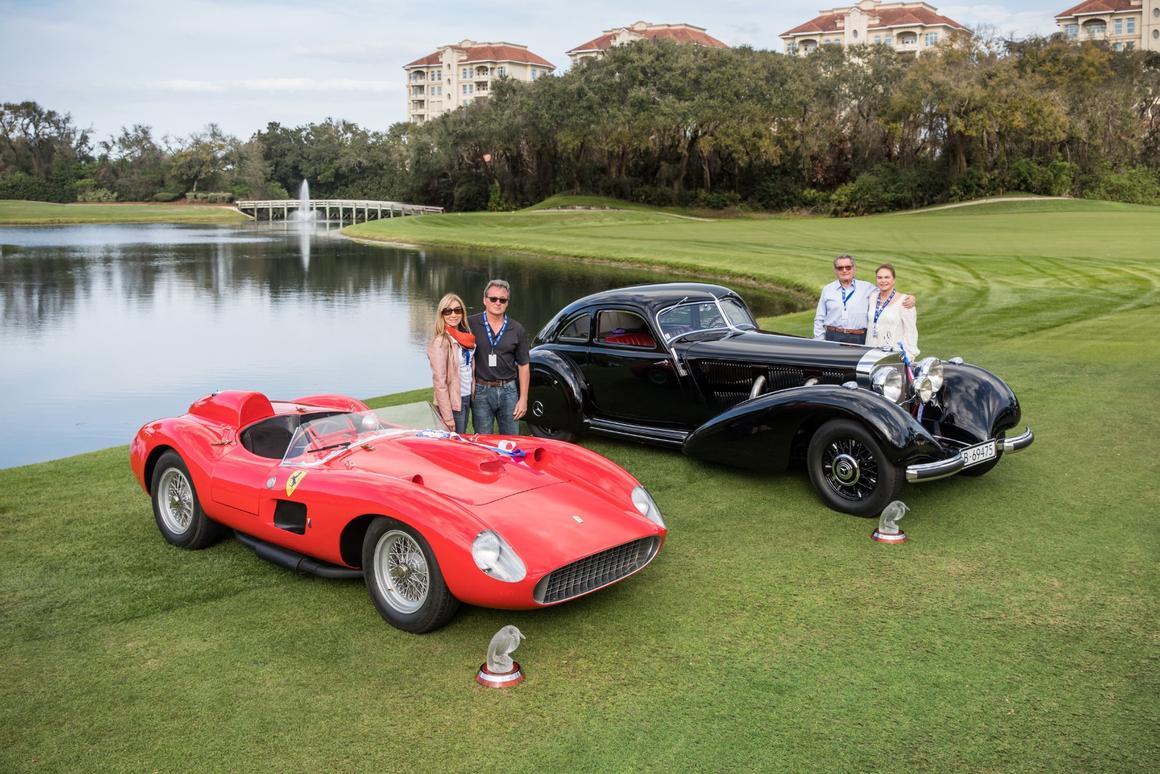 Pictorial: 2019 Amelia Island Concours d'Elegance