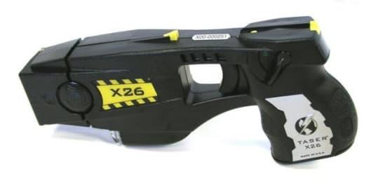 The Taser X-26.