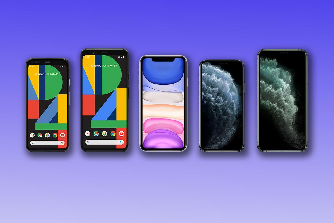 New Atlas compares the specs and features of the Google Pixel 4 and 4 XL to the Apple iPhone 11, 11 Pro and 11 Pro Max.