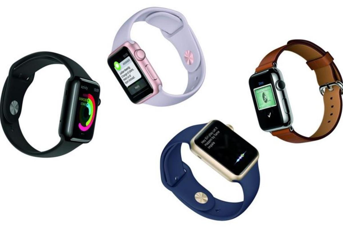 Apple Watch Sport is now available in gold and rose gold and with new band colors