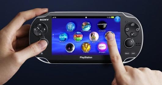 Sony's PlayStation Vita console is not doing terribly well in Japan