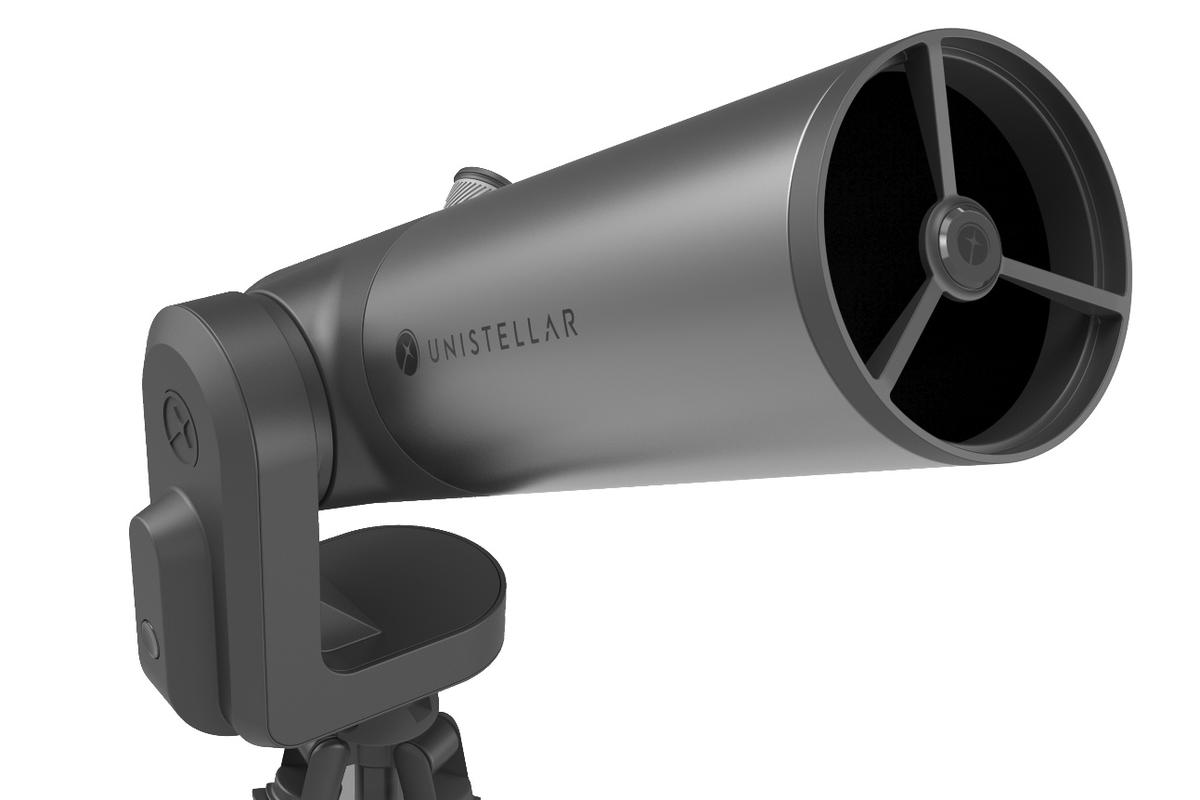 The eVscope allows amateur astronomers to crowd source their observations