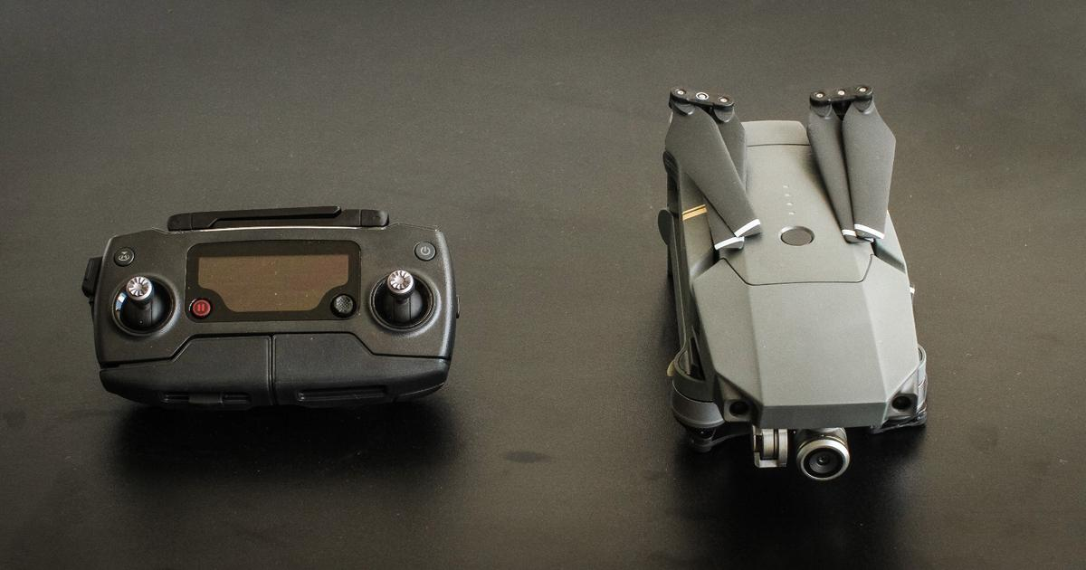 Review: DJI Mavic, the pro-grade camera drone that fits in your pocket