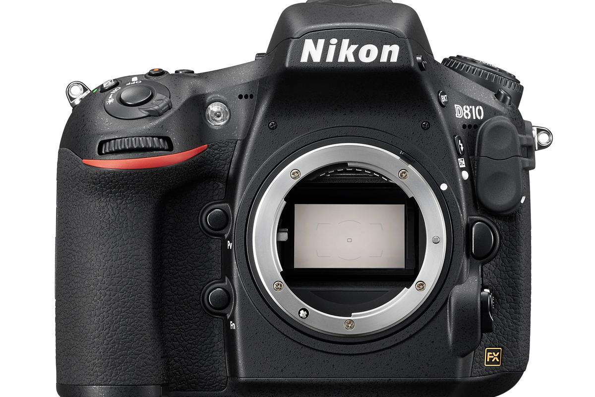 The D810 is Nikon's latest big-megapixel full frame DSLR