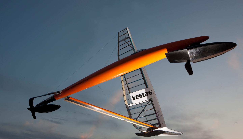 The VESTAS Sailrocket 2