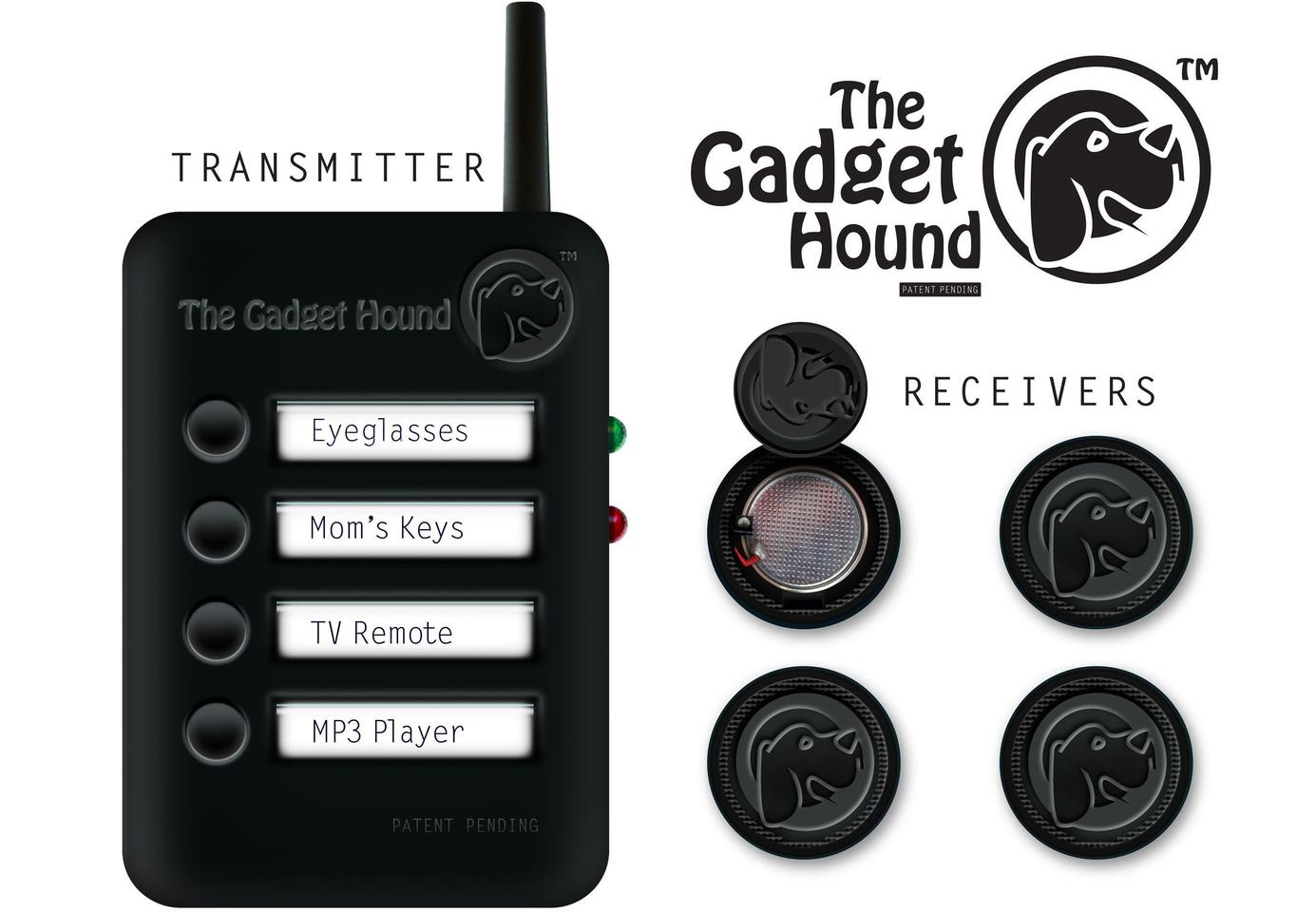 """The Gadget Hound follows the """"scent"""" to your lost belongings"""