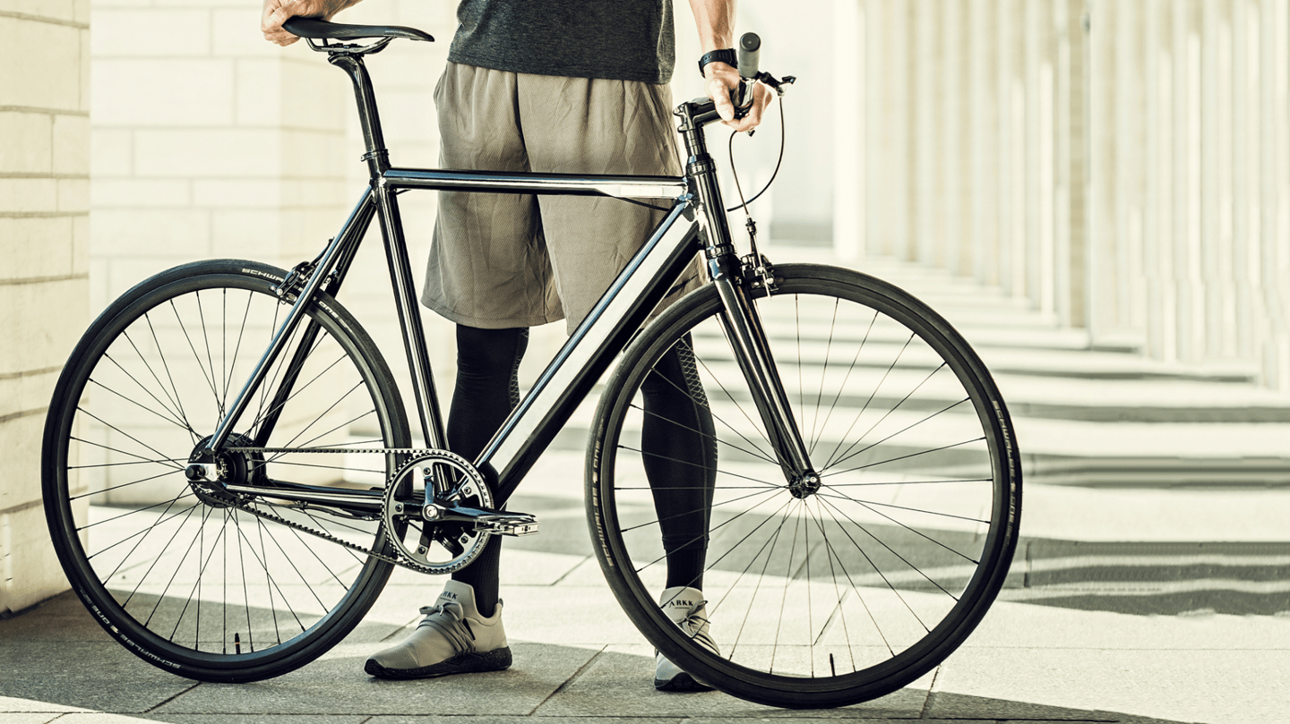 At 11 kg (24.25 lb), the Coboc One eCycle is one of the lightest, stealthiest e-bikes around