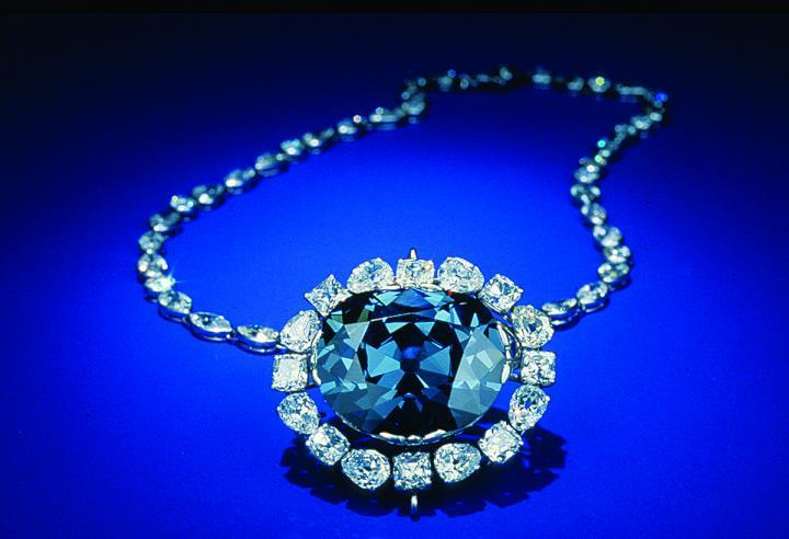New research says the Hope Diamond formed super-deep within the Earth