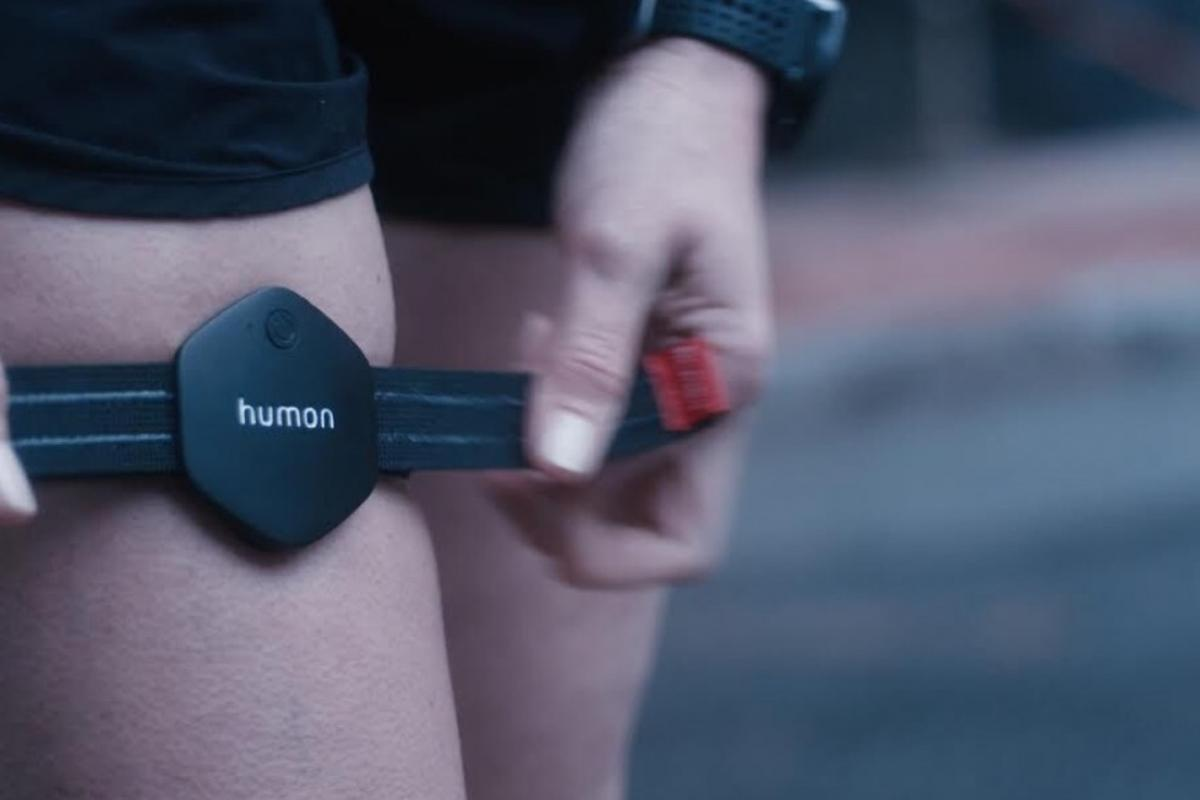 TheHumon Hex can offer real-time muscle oxygenation levels allowing a person to adjust their exertion while training to reach optimum levels
