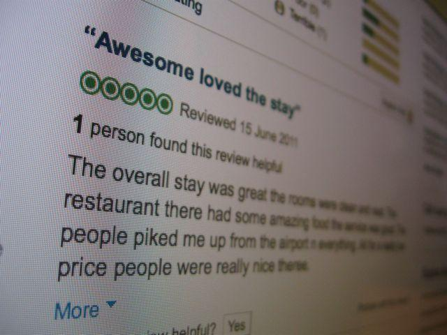 Newly-developed software has been shown to pick out deceptive online reviews with almost 90 percent accuracy (Photo: Gizmag)