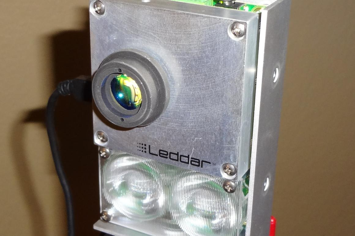 Review: LeddarTech's LED-based detection and tracking technology