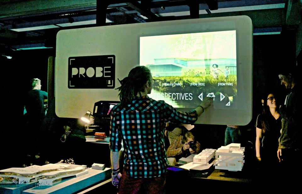 Ubi is a new piece of software that works with a video projector, a Kinect for Windows depth sensor and a PC running Windows 8, to turn any projection surface into a touchscreen