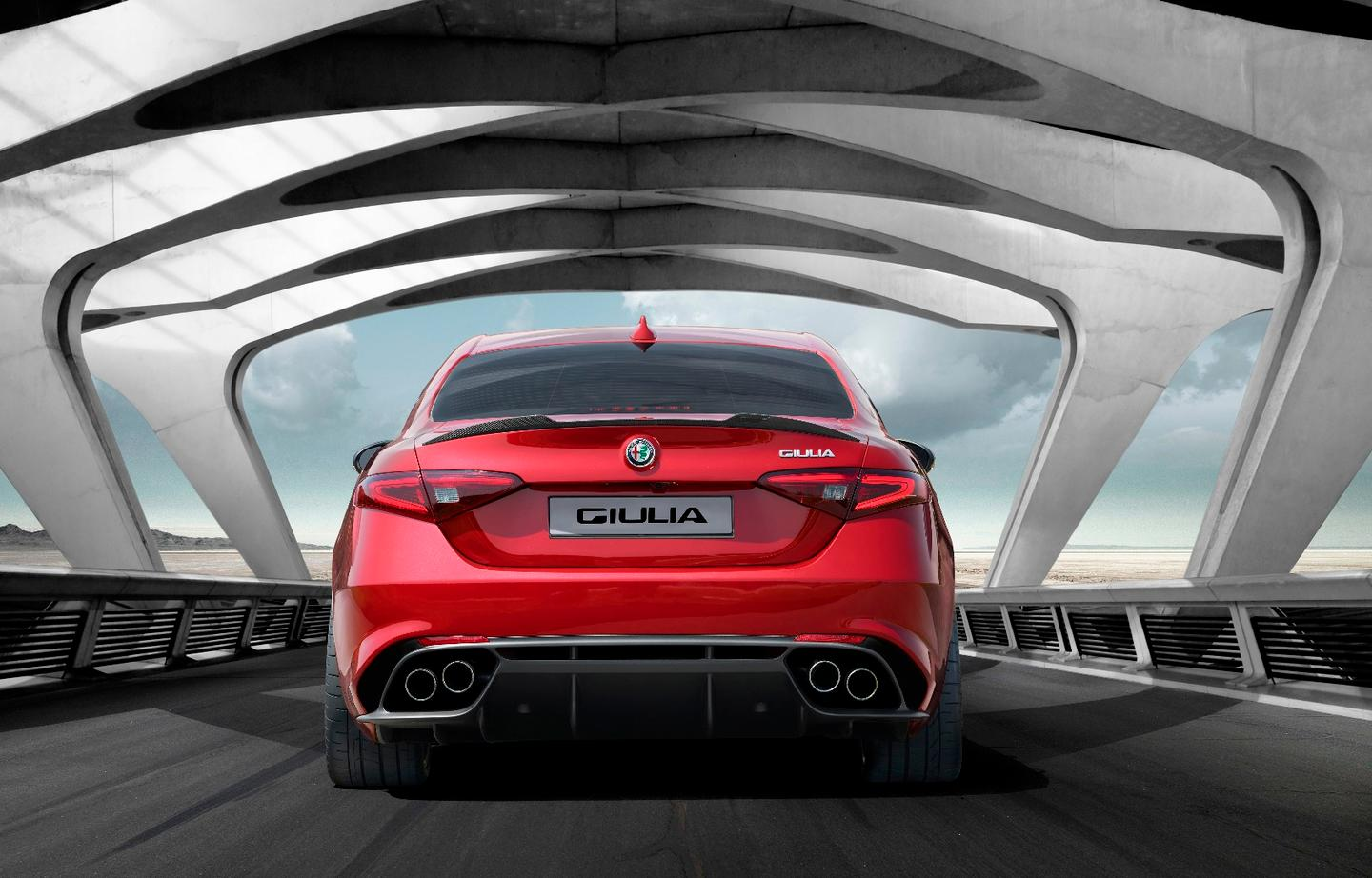 The new Giulia will go into battle with the BMW 3 Series
