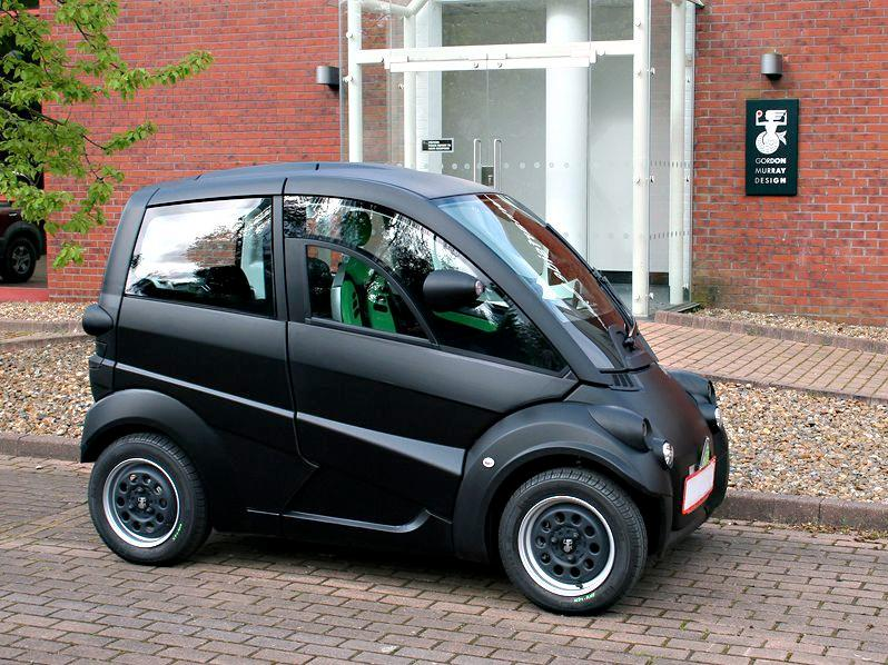 The Gordon Murray Design T.27
