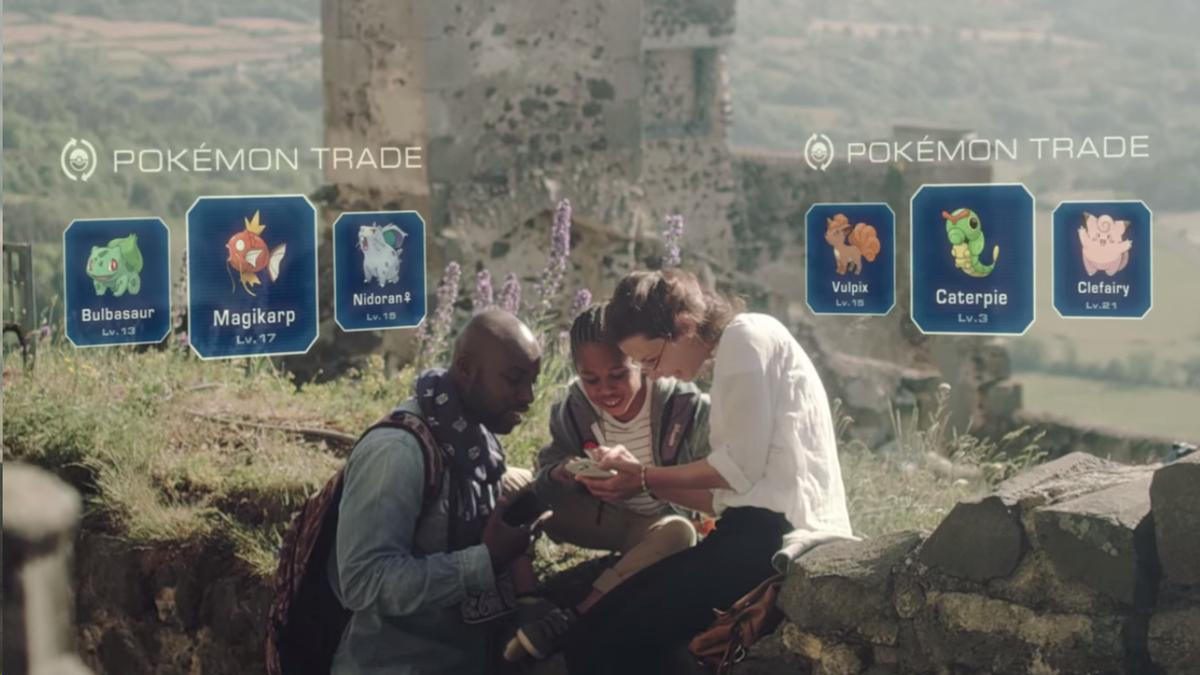 Pokémon Go promises real-life interactions based around collecting the familiar pocket monsters