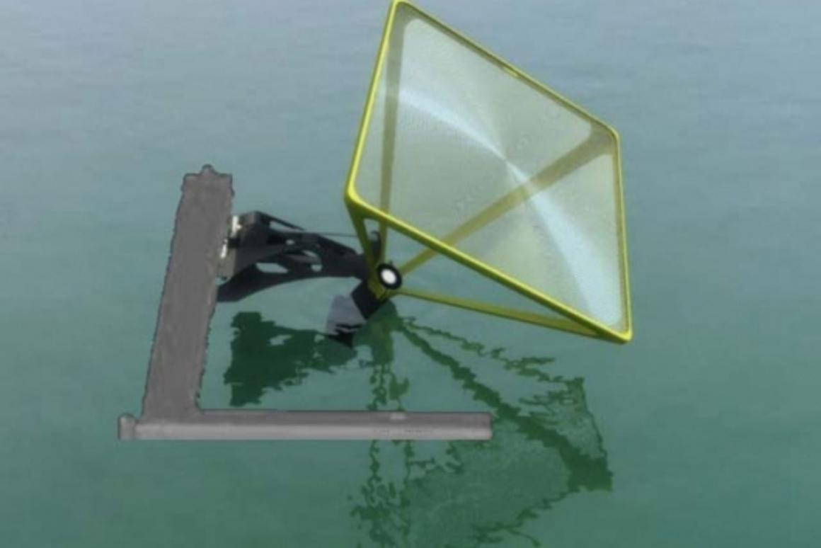 New solar technology tests the waters