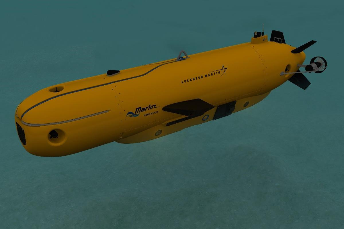 Lockheed Martin has partnered with SeaRobotics to build its versatile new AUV