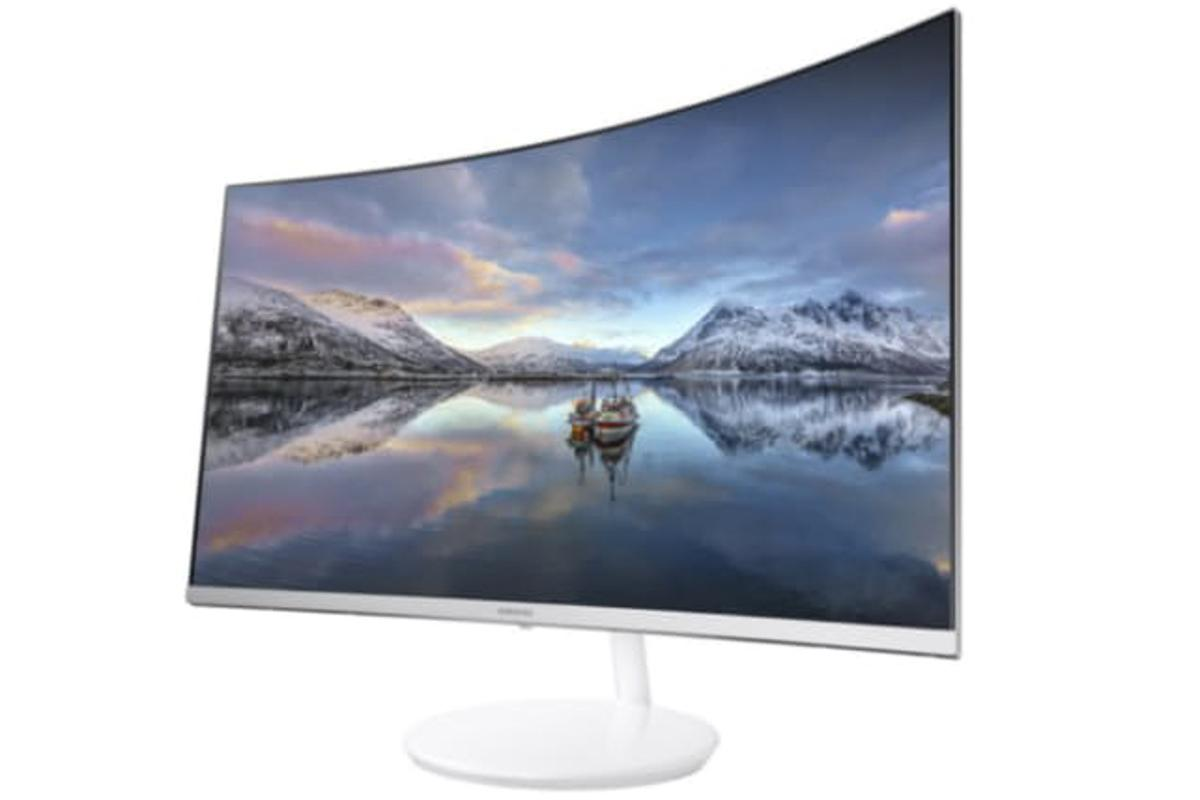 Samsung'snew CH711 has a curvature of 1,800R