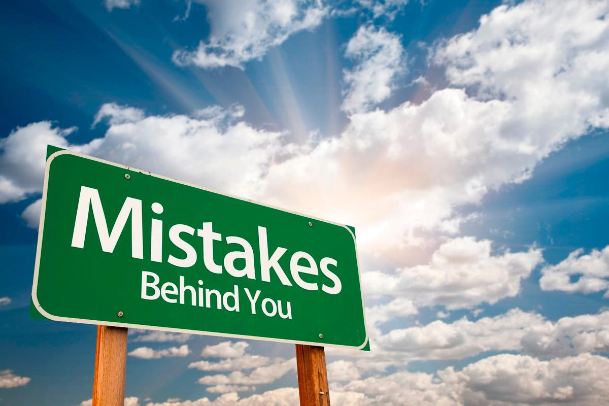 We all make mistakes … though they don't all cost $1.3 billion