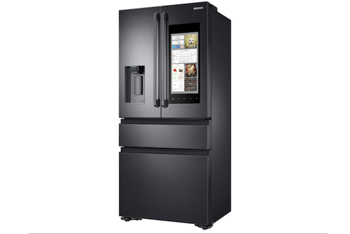 Samsung has unveiled the second generation of its Family Hub smart fridges