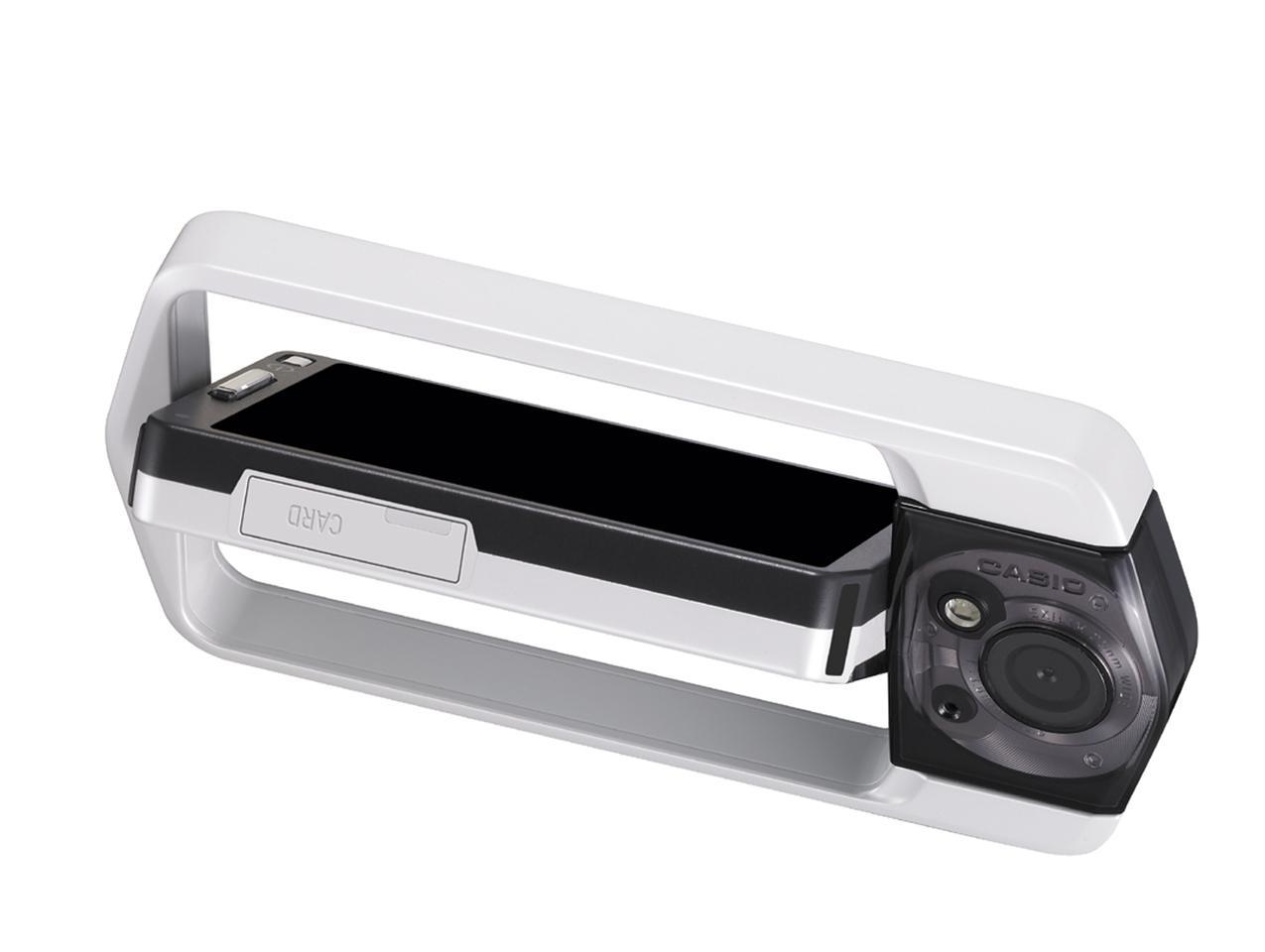 Casio's new TRYX camera