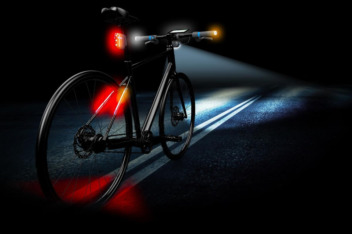 Currently still in development, the world's first OpenBike-equipped bike should be available next year