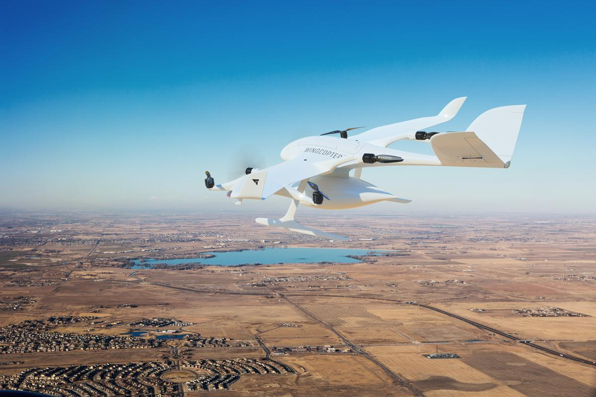 Spright will initially launch as a pilot project in Kansas, ahead of plans to rollout a service delivering medical supplies by drone across the US