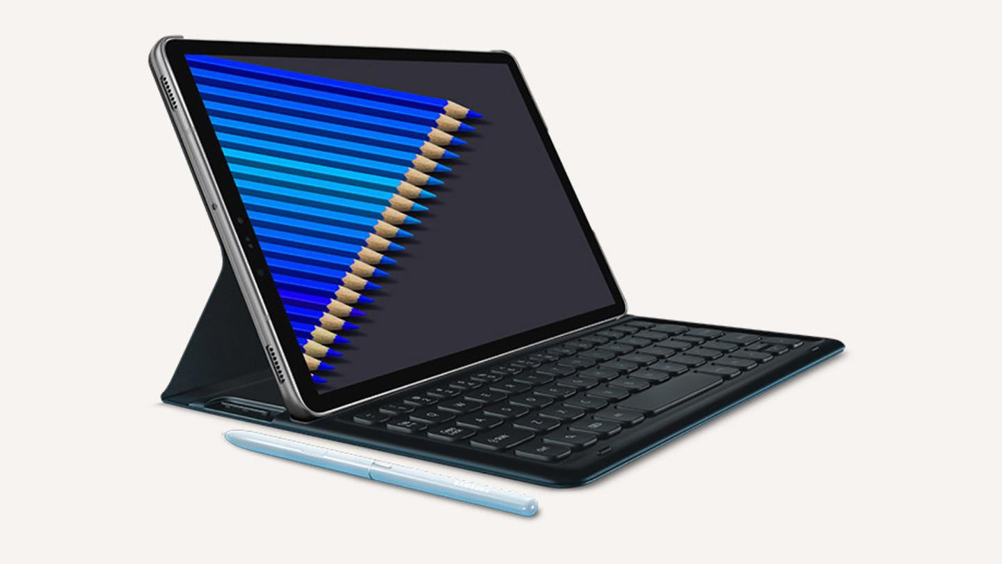 The Samsung Galaxy Tab S4 arrives nearly a year-and-a-halfafter the Galaxy Tab S3