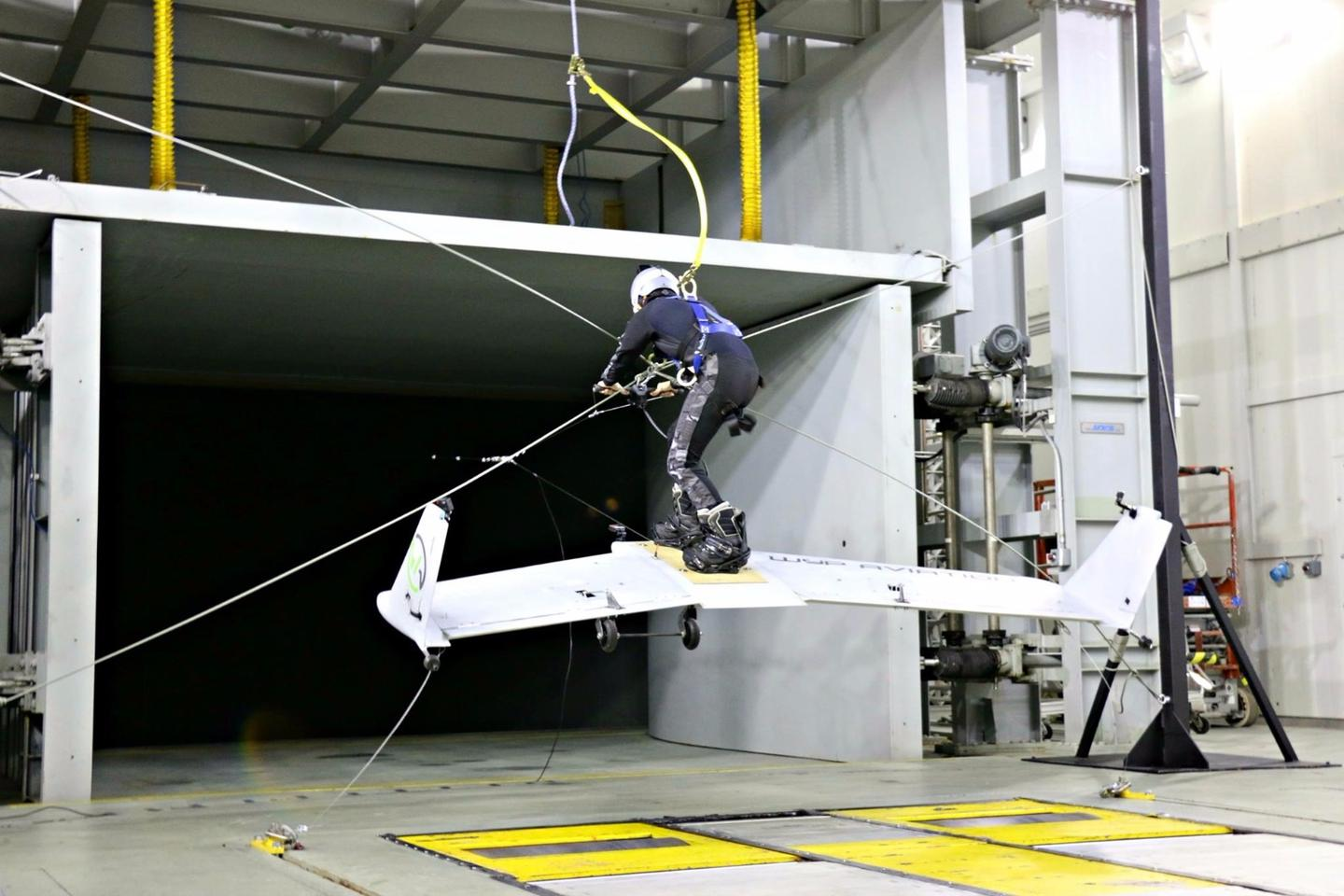 The testing took place across two days at the Ontario Institute of Technology's ACE (Automotive Centre of Excellence) wind tunnel