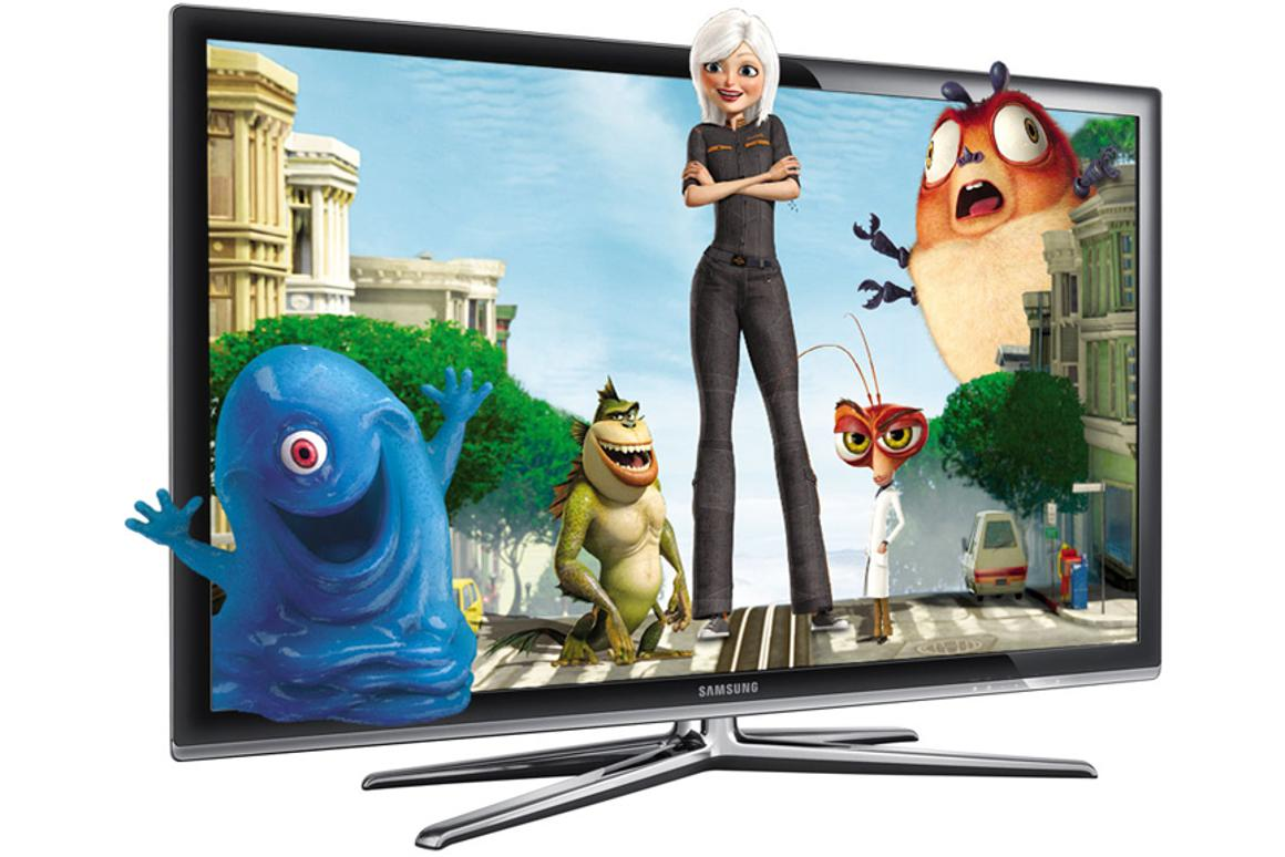 Samsung has jumped out of the gate with a range of 3D TVs on offer