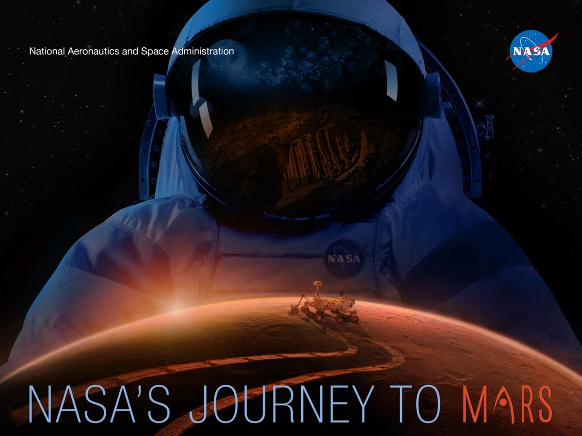 NASA has split its road map to Mars into three distinct phases – Earth Reliant, Proving Ground, and Earth Independent