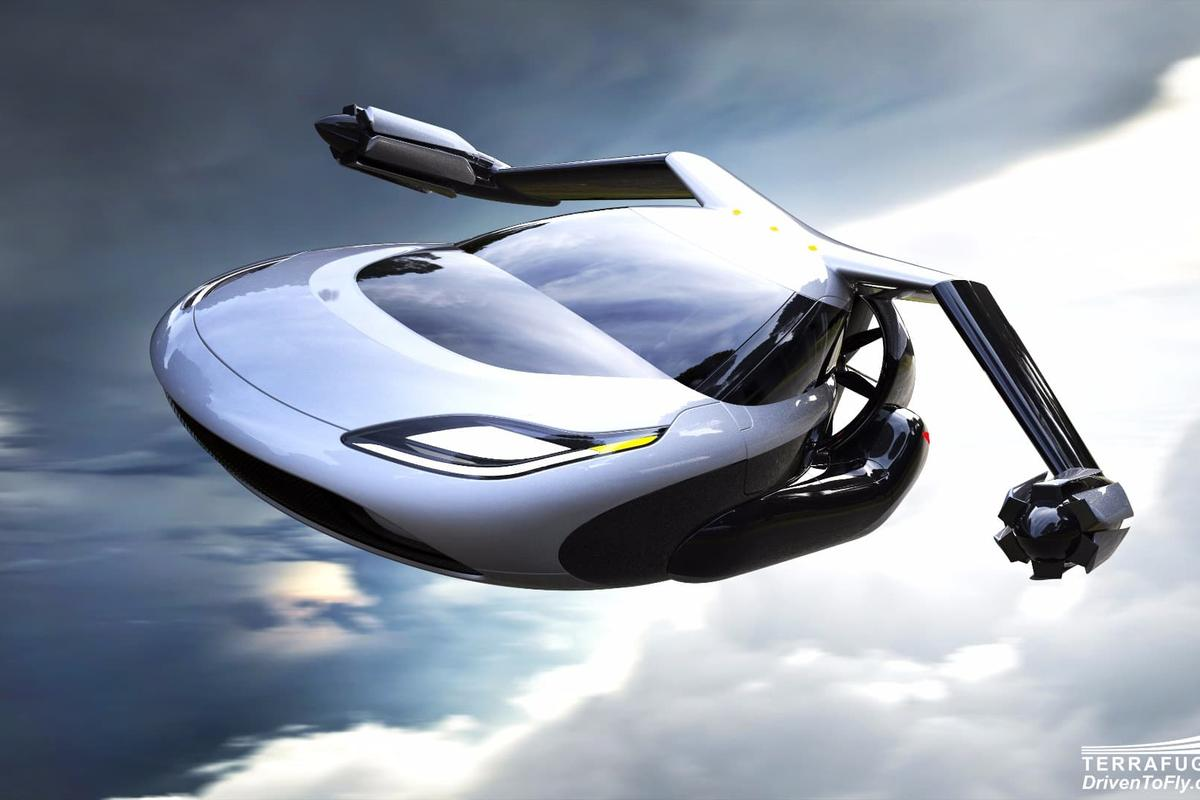 The Terrafugia TF-X concept – is this the way forward for flying cars?