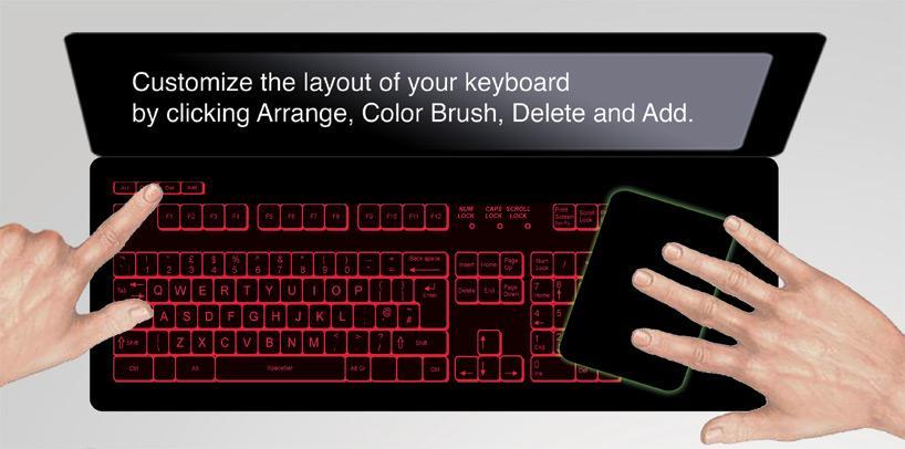 The Keyless LifeBook concept from designer Laura Lahti