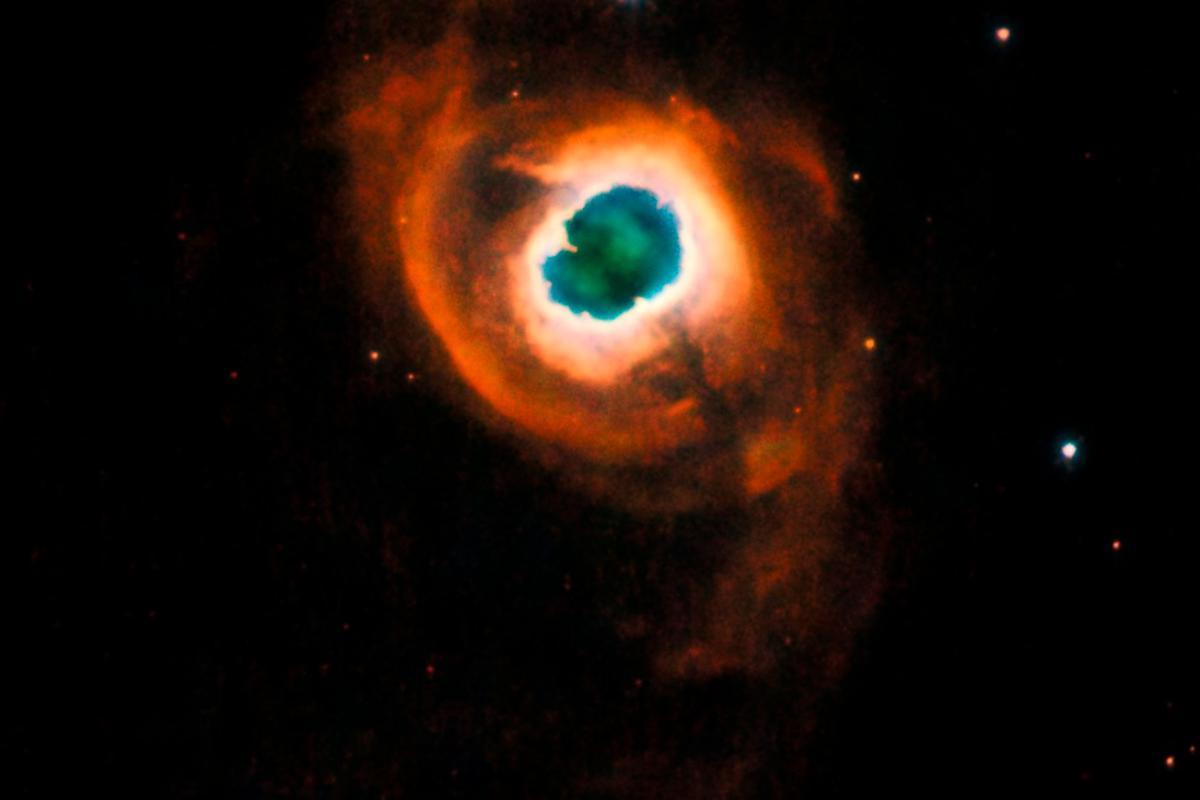 An image of Kohoutek 4-55