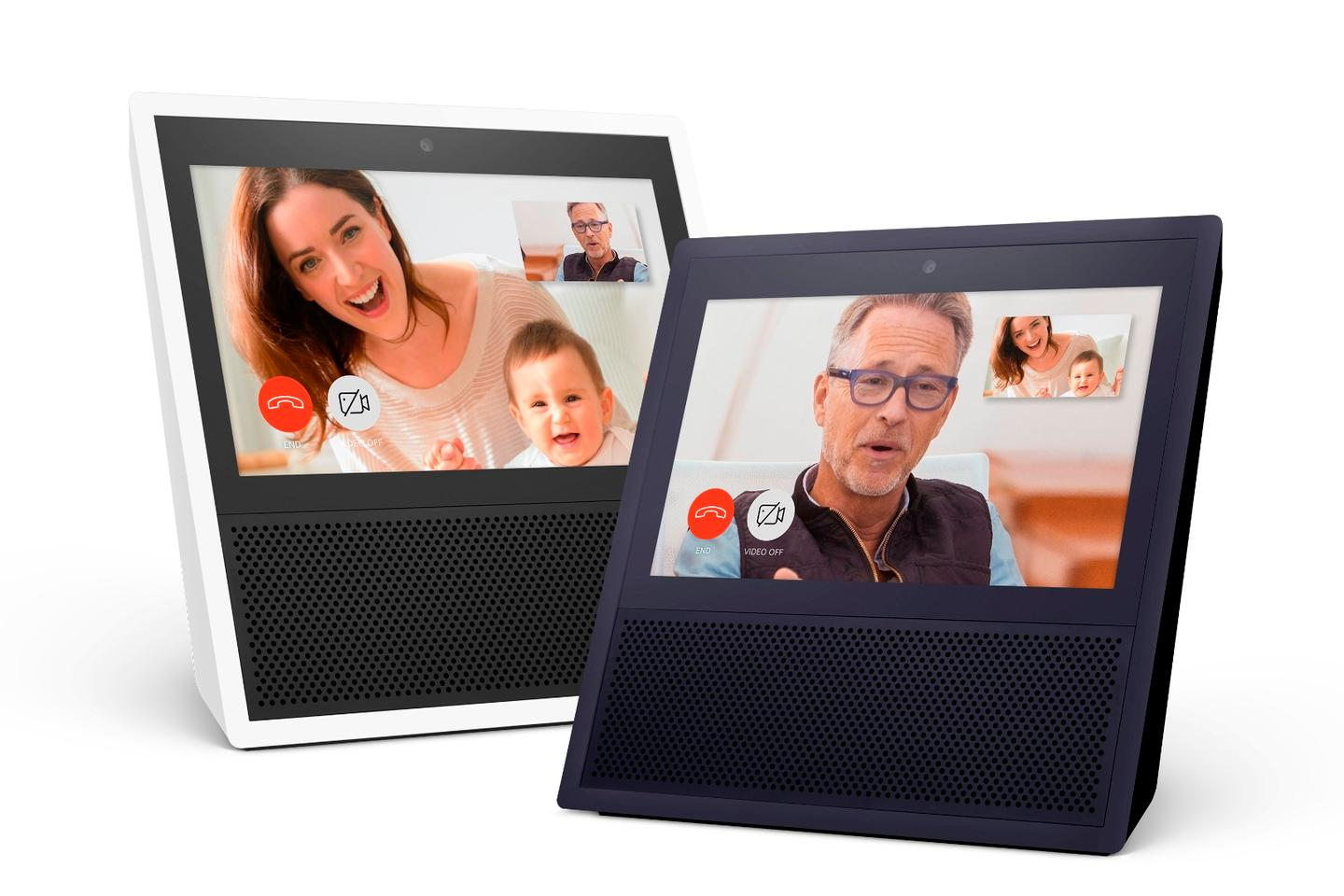 Amazon Echo Show can play video clips and make calls