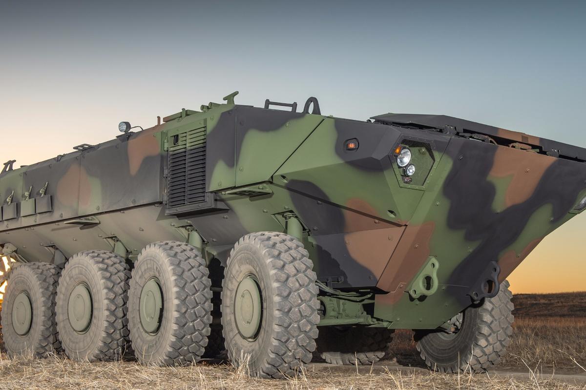 BAE Systems was awarded a US Marine Corps contract for the Engineering, Manufacturing, and Development phase of the Amphibious Combat Vehicle 1.1 program