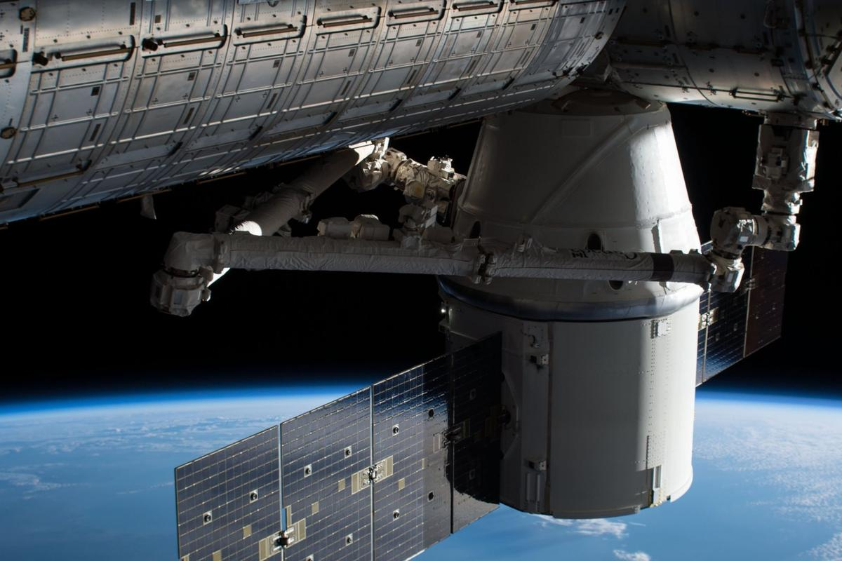 SpaceX's Dragon spacecraft is prepared for its second return to Earth