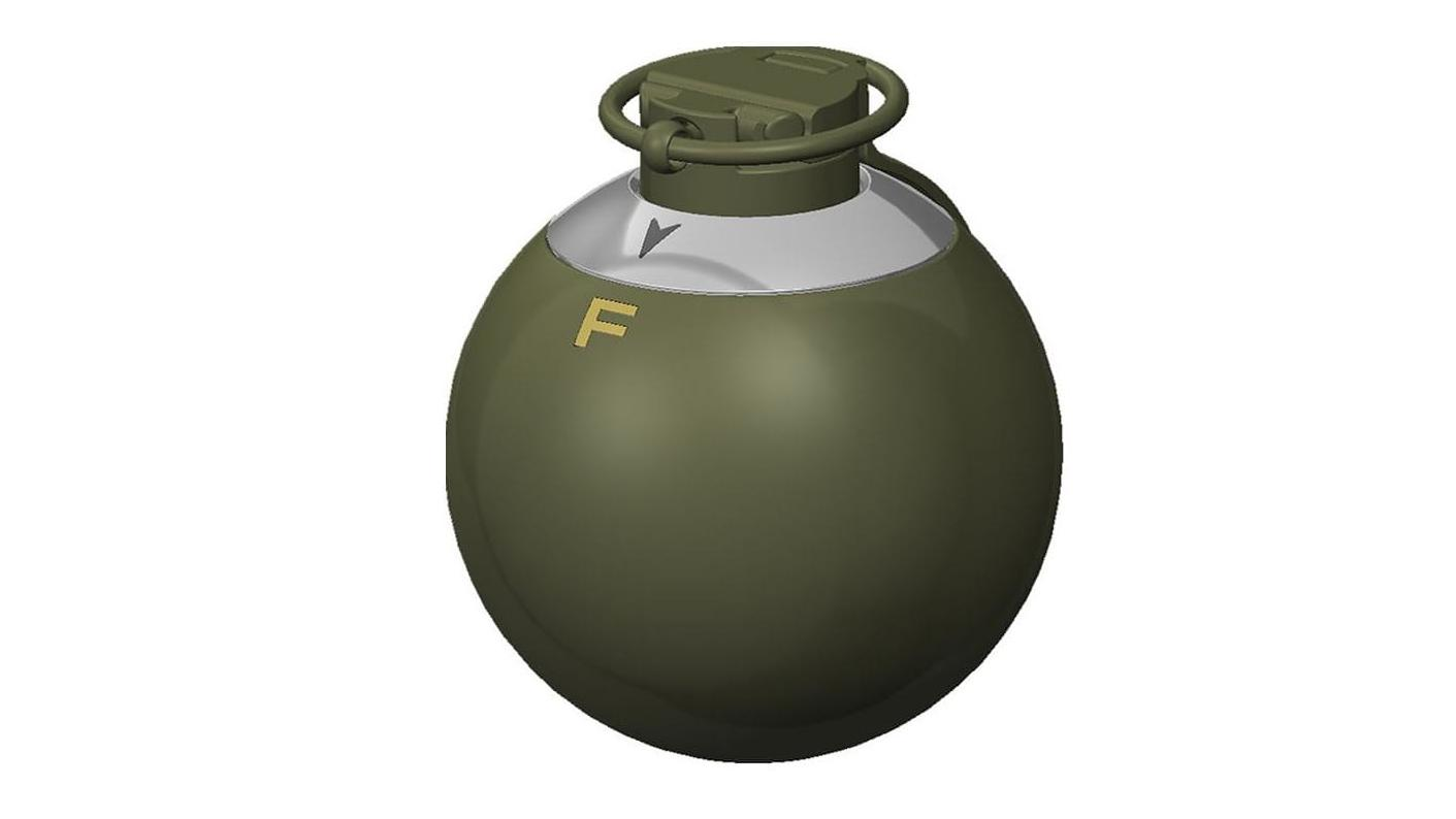 The ET-MP is the first lethal hand grenade developed for the US Army in 40 years