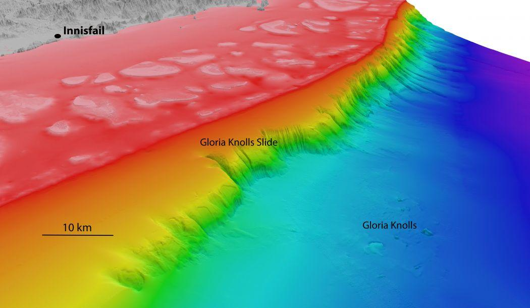 Big as it may be, this landslide pales in comparison to some of history's largest submarine land slides