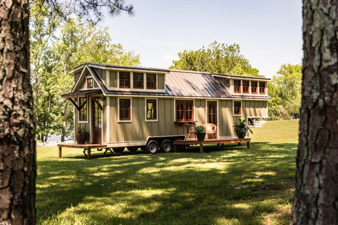 Living large while going small: The best luxury tiny houses