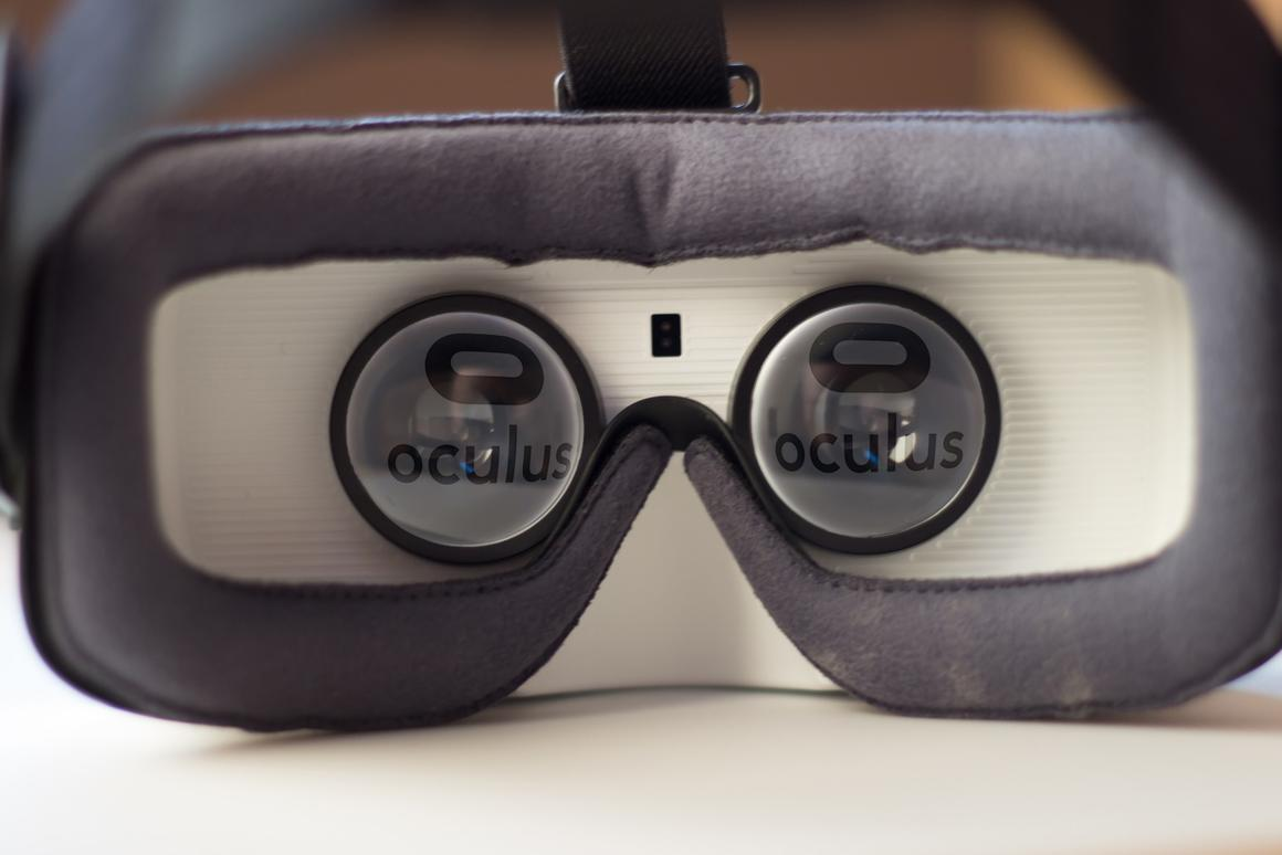 Gizmag reviews the Gear VR, a mobile virtual reality console that's much more than a tech demo