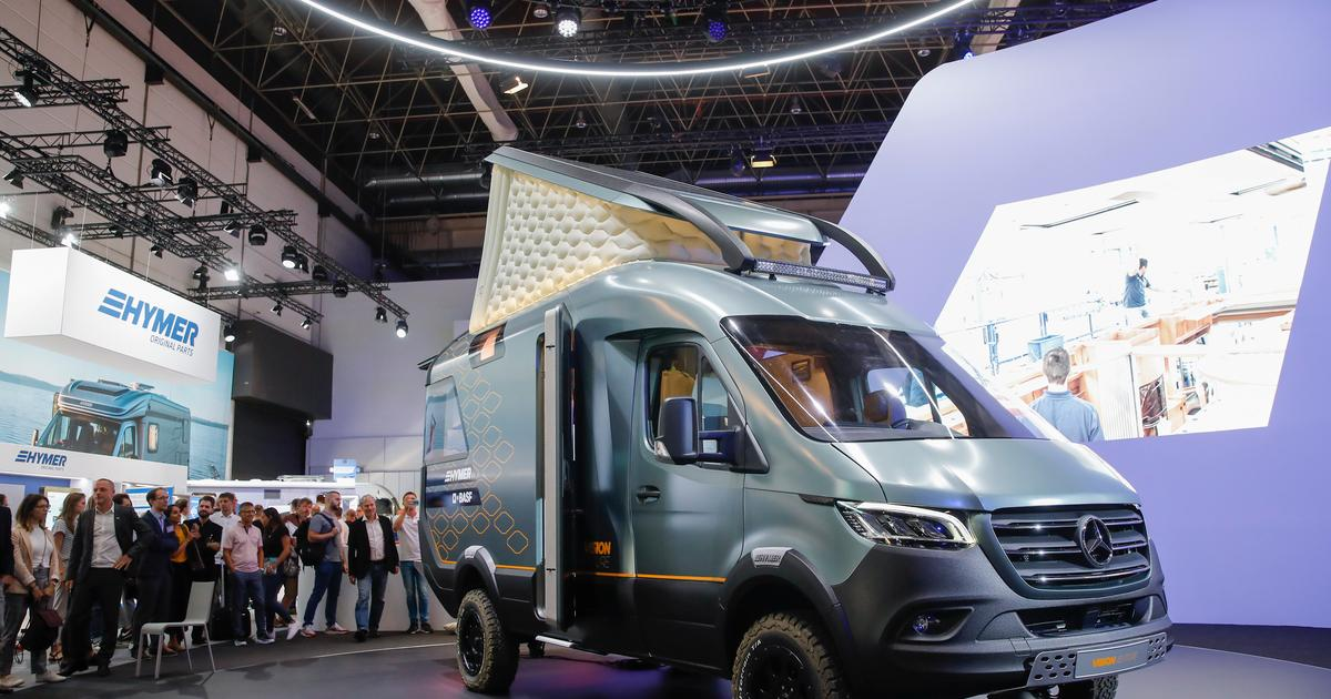 Hymer USA to build and sell European-designed campers in the US