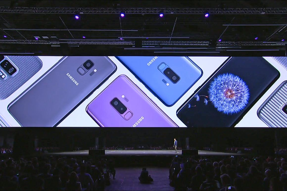 Samsung gets its super-slow-mo on with the Galaxy S9 and