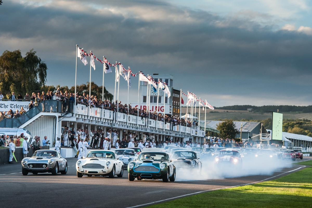 Highlights from the 2016 Goodwood Revival
