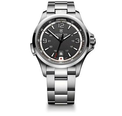 The new Victorinox Night Vision watch comes in several styles