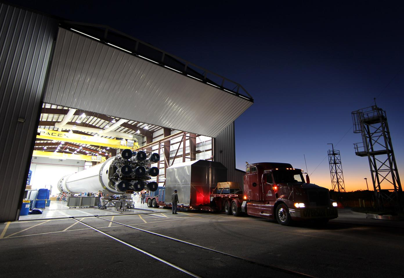 CRS-2 roll out