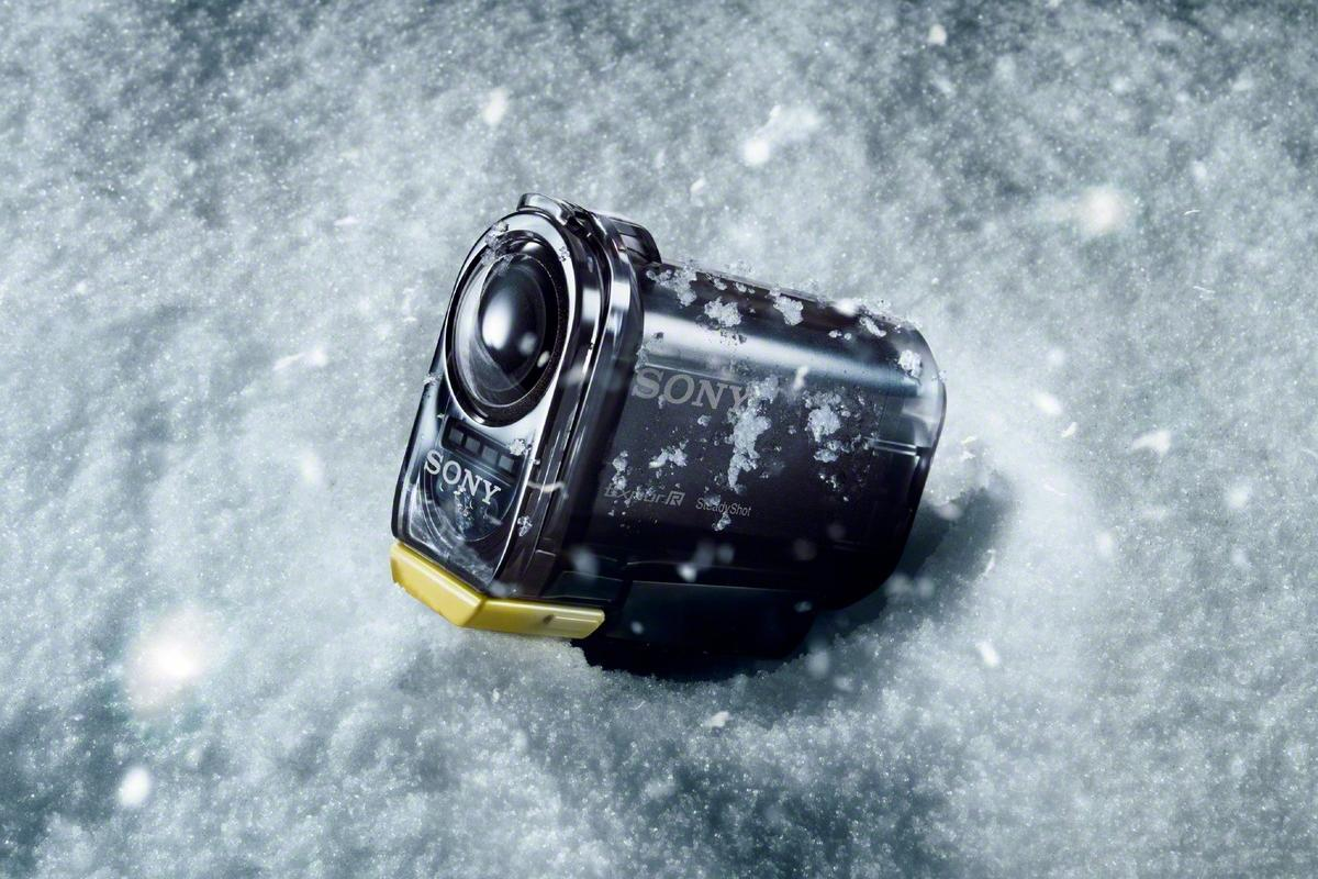 The Sony Action Cam will hit the market in September