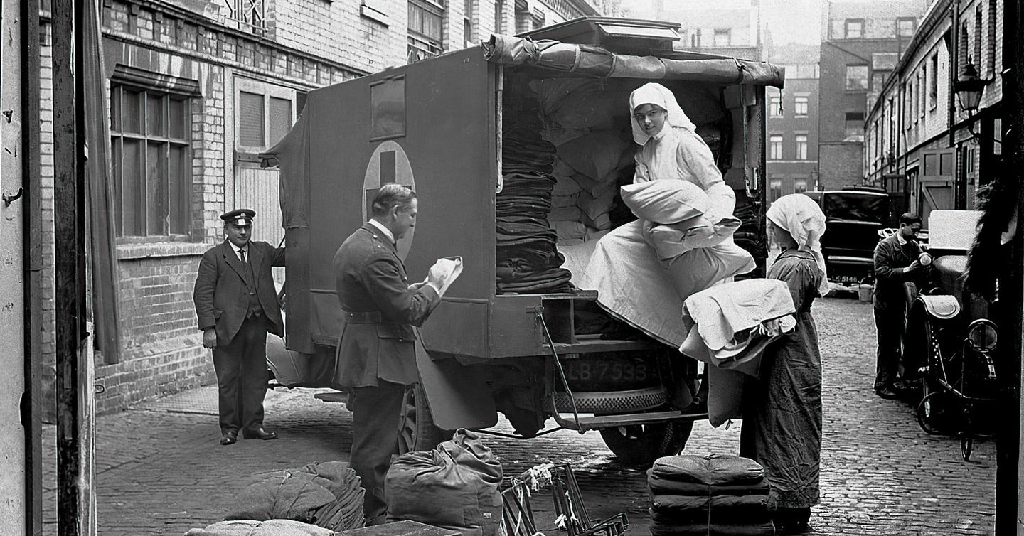 New research suggests COVID-19 is as deadly, or potentially more deadly, than the Spanish Flu that killed millions during the history-making 1918 pandemic