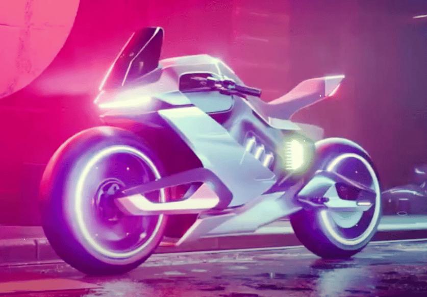 Левая сторона мотоцикла тоже выглядит не так уж плохо, учитывая, сколько инженерной мысли должно быть в переднем маятнике и рулевом механизме. Подождем и посмотрим, как это выглядит в продакшене